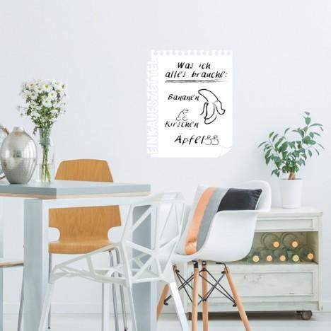 Whiteboard - Einkaufszettel