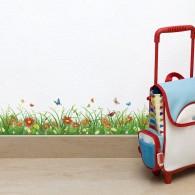 20x20cm fliesenaufkleber - Fliesenaufkleber gras ...
