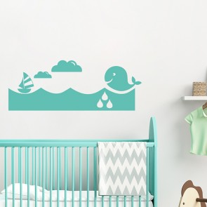 wandtattoos f r kleine prinzessinnen von wandkings de. Black Bedroom Furniture Sets. Home Design Ideas