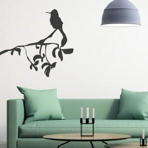 Wandtattoo Vögelchen