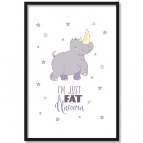 I'm just a fat unicorn poster