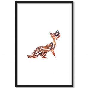 fuchs origami poster