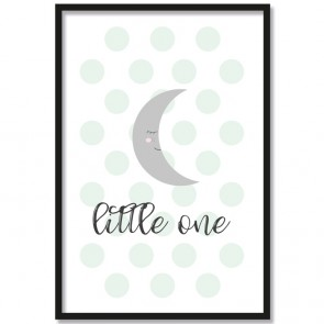 Mond little one poster