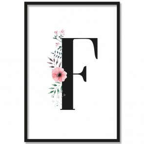 Poster Florales F