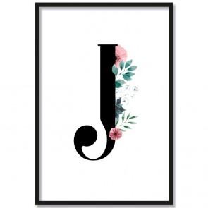 Poster Florales J