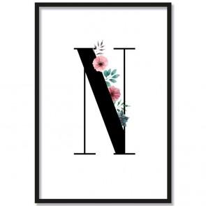 Poster Florales N