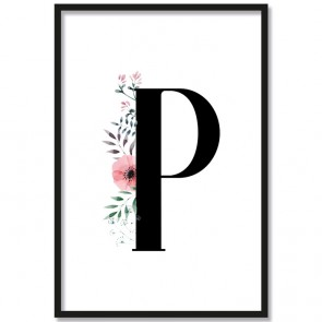 Poster Florales P
