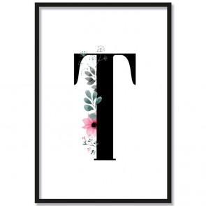 Poster Florales T