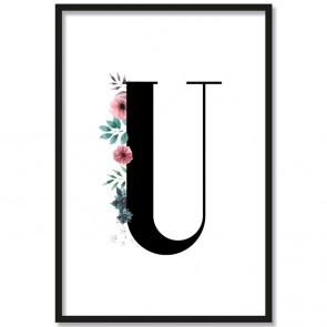 Poster Florales U