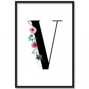 Poster Florales V