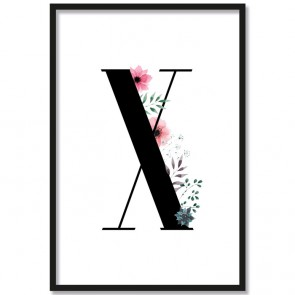 Poster Florales X
