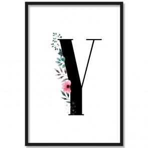 Poster Florales Y