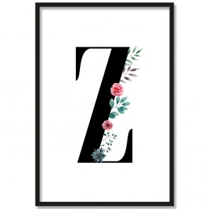 Poster Florales Z
