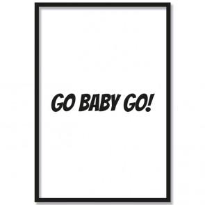 Poster GO BABY GO!