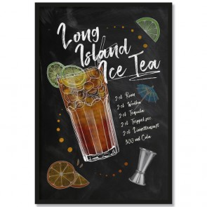 Poster Long Island Ice Tea