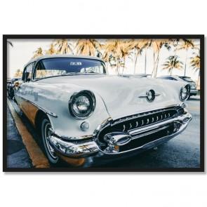 Poster Auto Rahmen