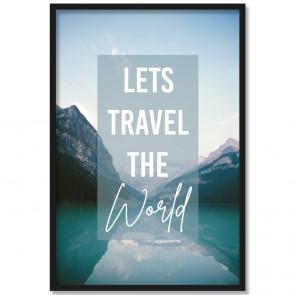 Poster Urlaub
