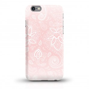 iphone Handycase Blumenmuster
