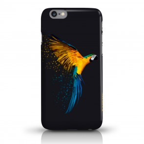 iphone samsung handycase papagei