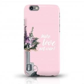 handycase iphone samsung rosa pistole spruch