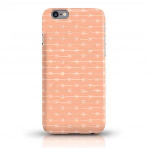 handycase iphone samsung pfeile apricot