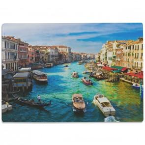 Glasschneidebrett Venedig