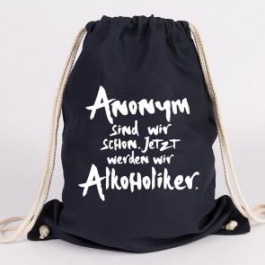 juniwords turnbeutel anonyme alkoholiker marine