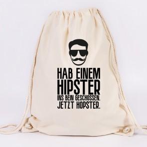 juniwords turnbeutel hipster hopster