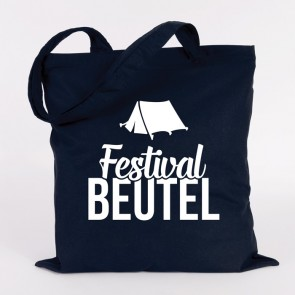 Festival marine blau