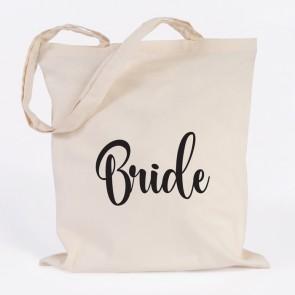 bride jutebeutel