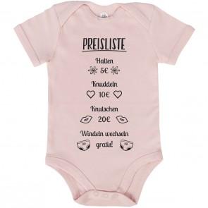preisliste babybody