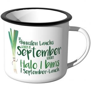 Emaille Tasse I Bims 1 September Lauch