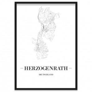 Stadtposter Herzogenrath