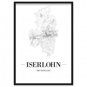 Stadtposter Iserlohn