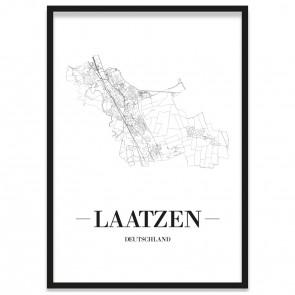 Stadtposter Laatzen