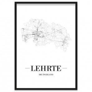 Stadtposter Lehrte