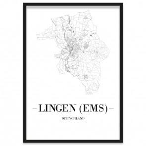 Stadtposter Lingen (Ems)