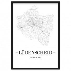 Stadtposter Lüdenscheid