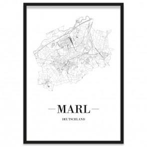 Stadtposter Marl