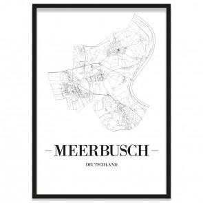 Stadtposter Meerbusch