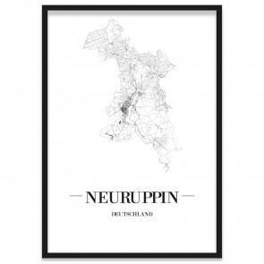 Stadtposter Neuruppin