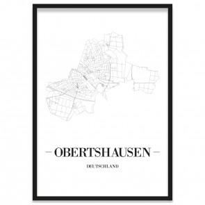 Stadtposter Obertshausen