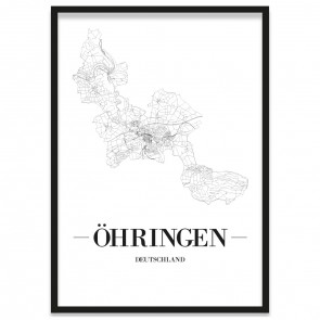 Stadtposter Öhringen