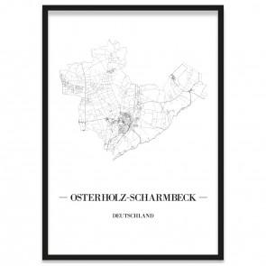 Stadtposter Osterholz-Scharmbeck