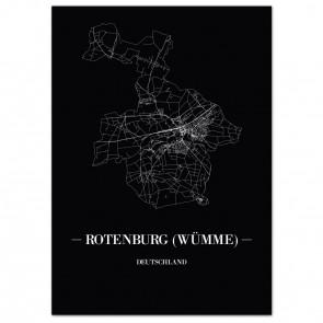 Stadtposter Rotenburg (Wümme)