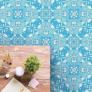 bodenfliesenaufkleber für küche und bad muster Alina