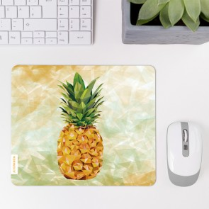 Mousepad Low-Poly-Ananas