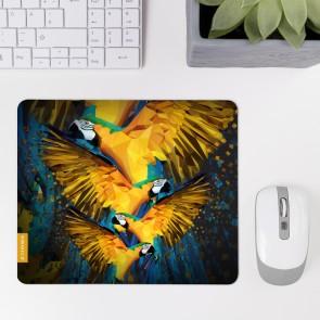 Mousepad auf Schreibtisch