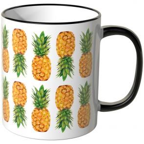 JUNIWORDS Tasse Ananas Design-1