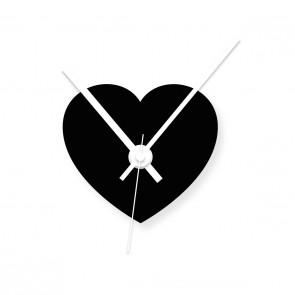 Wanduhr Herz